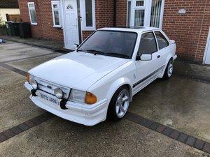 1985 Escort rs turbo
