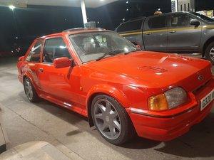 1989 Escort rs turbo series 2 89k 90s spec