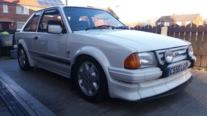 1986 Escort s1 series 1 rs turbo For Sale