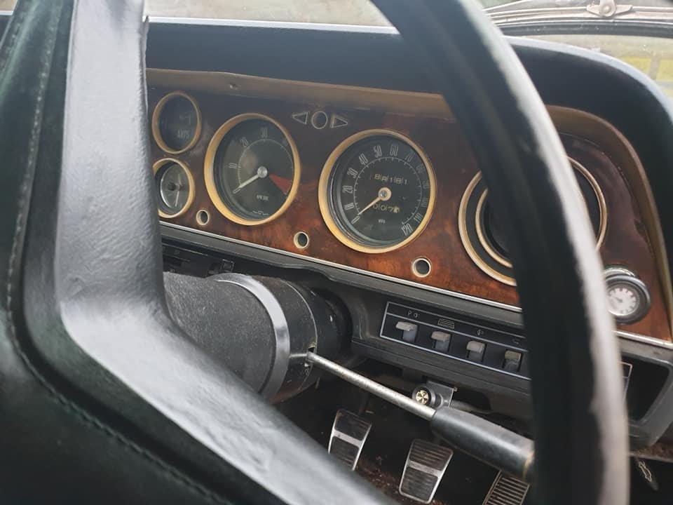 1970 Ford Zodiac Mk4 E D Abbott 'Farnham' Estate - barn find SOLD (picture 4 of 5)