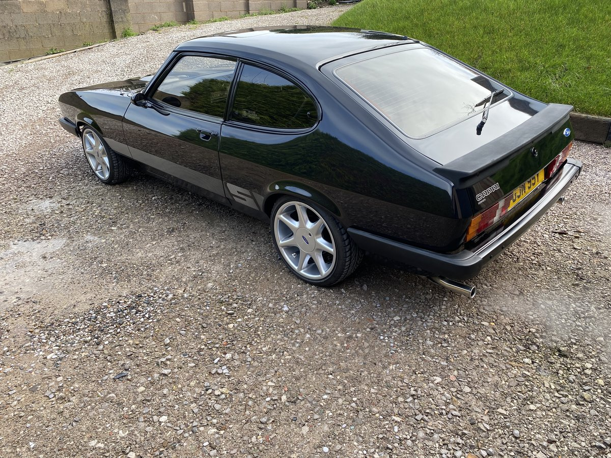 1982 Ford Capri MK3 24v Cosworth V6 SOLD (picture 6 of 6)