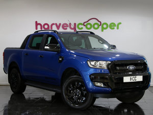2018 FORD RANGER WILDTRAK X LIMITED 4X4 DCB 3.2 TDCI AUTO (1 OF 1