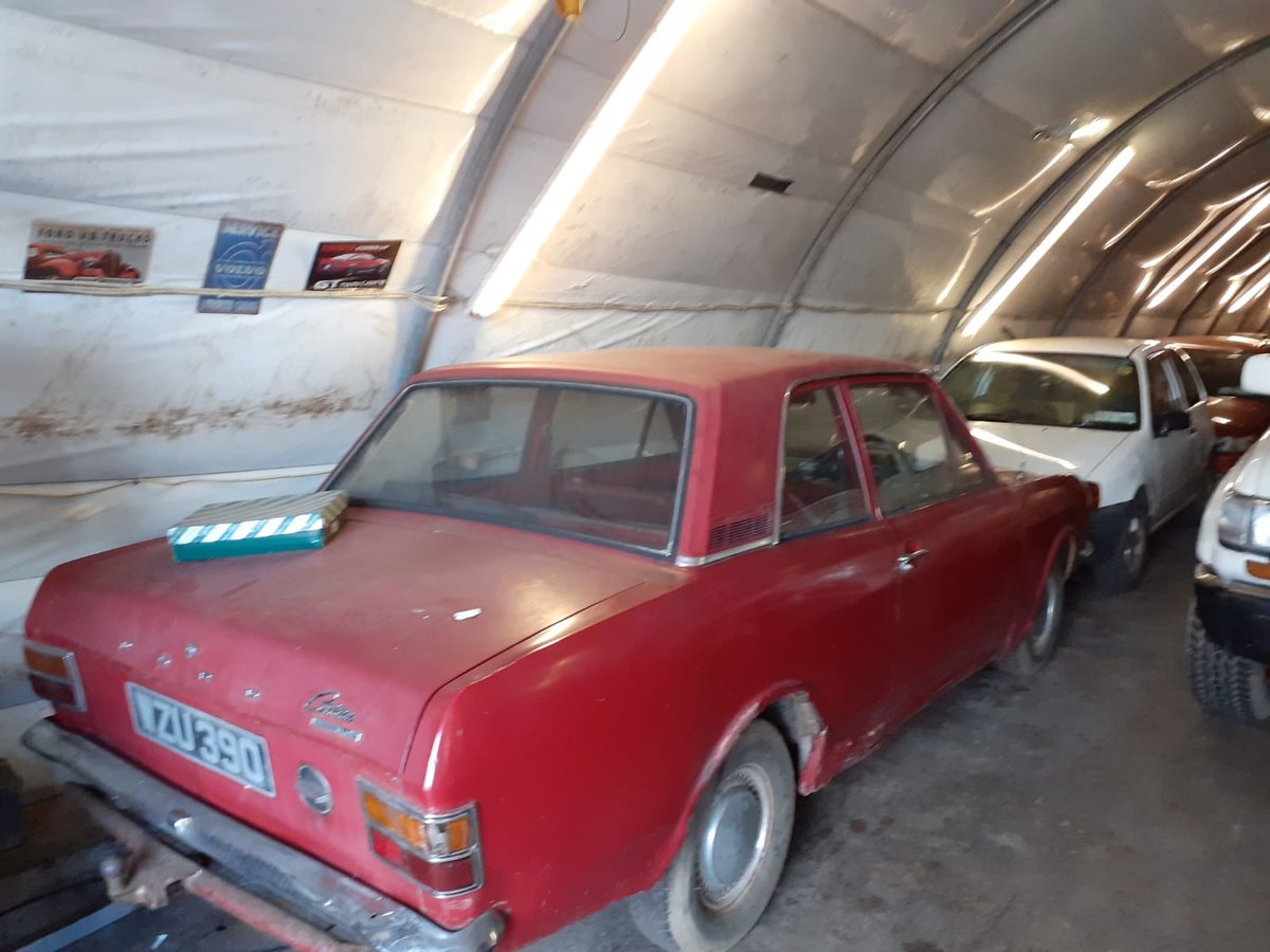 Picture of 1972 Original 2dr cortina For Sale