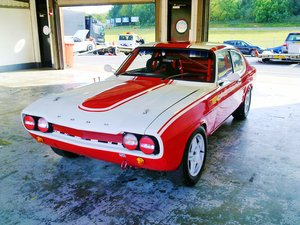 1972 Capri Mk 1 3 litre race car