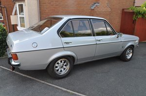 1980 Mk2 escort 1.6 ghia