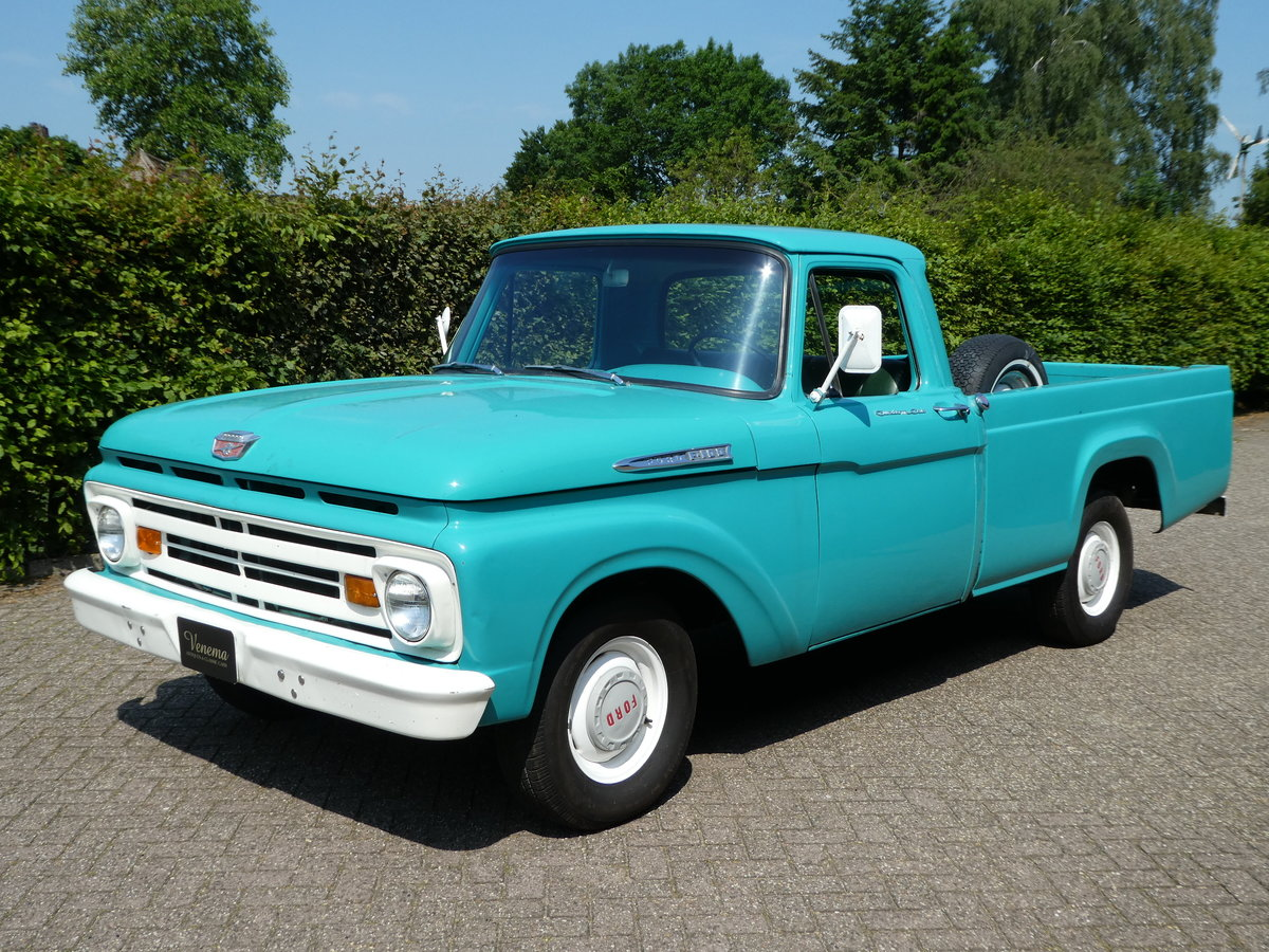 1962 Ford F100 Pick up For Sale (picture 1 of 6)
