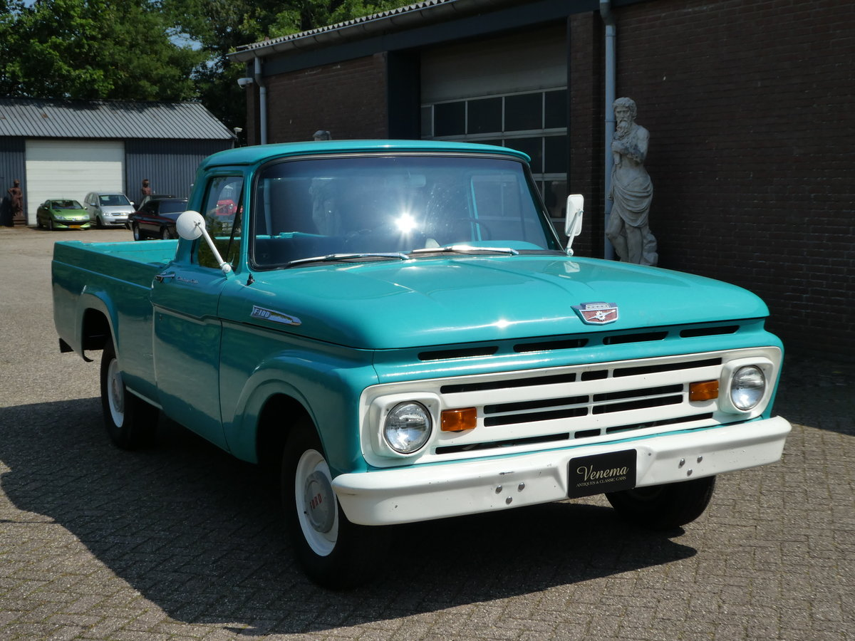 1962 Ford F100 Pick up For Sale (picture 2 of 6)