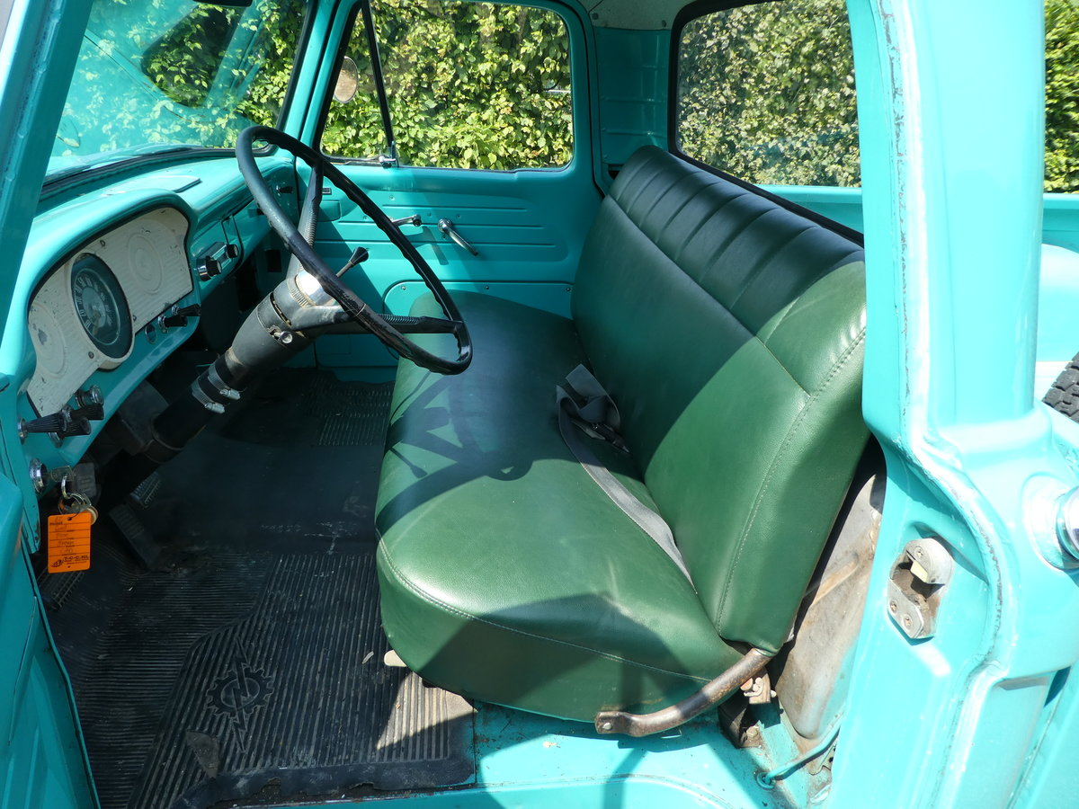 1962 Ford F100 Pick up For Sale (picture 5 of 6)
