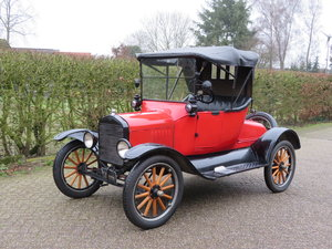 1920 Ford Model T Runabout Convertible