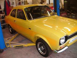 1975 FORD ESCORT RS2000 MK1