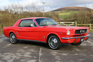 1966 Ford Mustang Coupe 289 V8 | Amazing Original Mustang For Sale