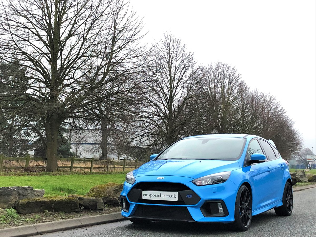 2016 Ford Focus RS MK3 Sync 2 Reverse Camera Turbo Forged Alloys  SOLD (picture 1 of 6)