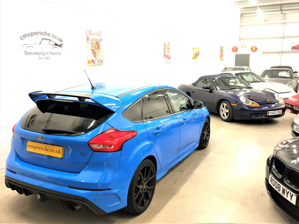 2016 Ford Focus RS MK3 Sync 2 Reverse Camera Turbo Forged Alloys  SOLD (picture 3 of 6)
