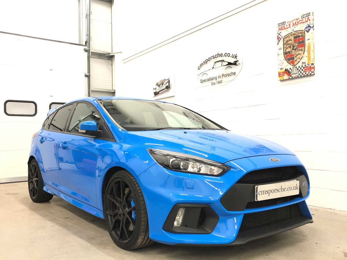 2016 Ford Focus RS MK3 Sync 2 Reverse Camera Turbo Forged Alloys  SOLD (picture 4 of 6)