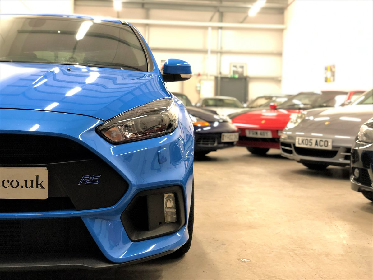 2016 Ford Focus RS MK3 Sync 2 Reverse Camera Turbo Forged Alloys  SOLD (picture 5 of 6)