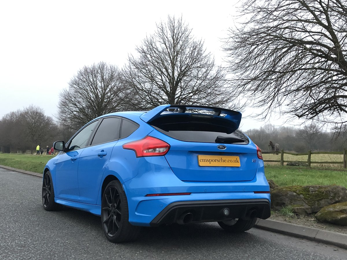 2016 Ford Focus RS MK3 Sync 2 Reverse Camera Turbo Forged Alloys  SOLD (picture 6 of 6)