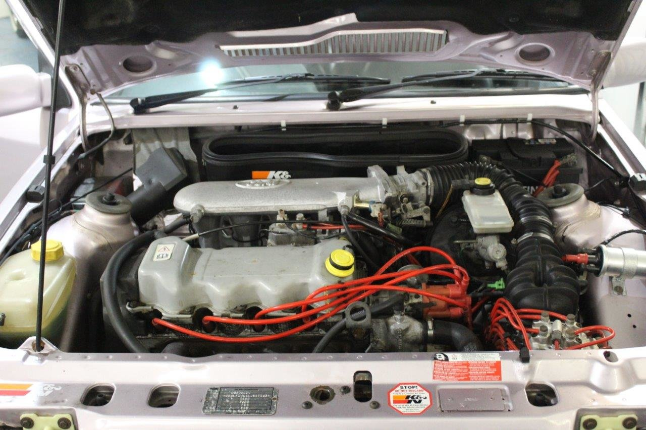 1989 Ford Escort XR3i Cabriolet Special Edition For Sale (picture 5 of 6)