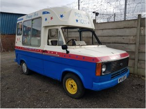 1979 Ford Transit mark 2 Ice Cream Van BARN FIND For Sale