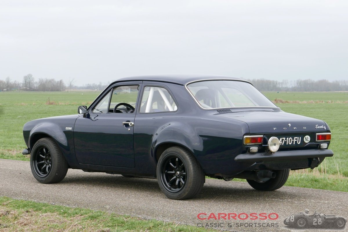 1968 Ford Escort Rally MK1 in very good condition For Sale (picture 2 of 6)