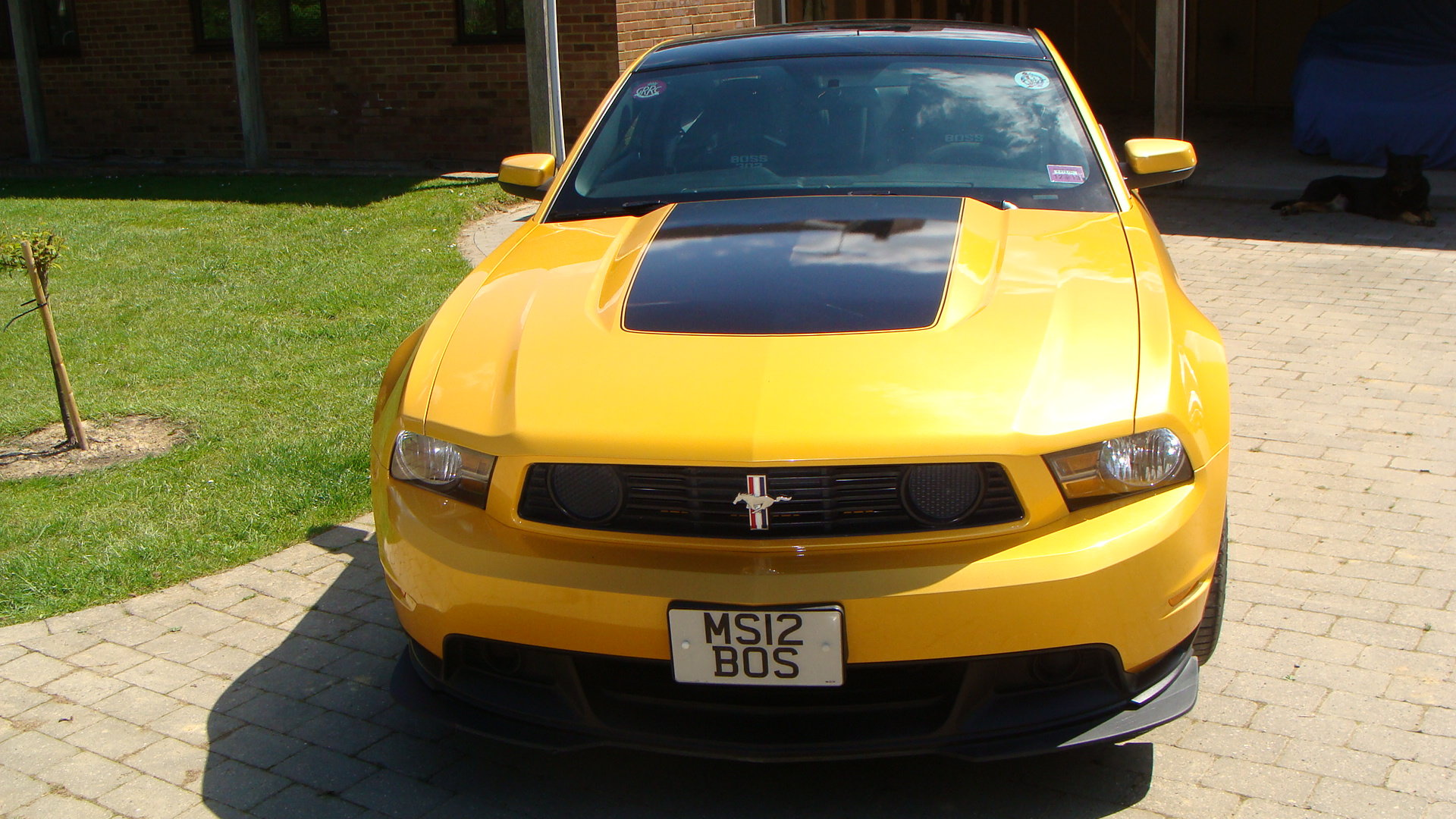 Mustang Boss 302 2012 Limited Edition 444bhp  For Sale (picture 3 of 6)