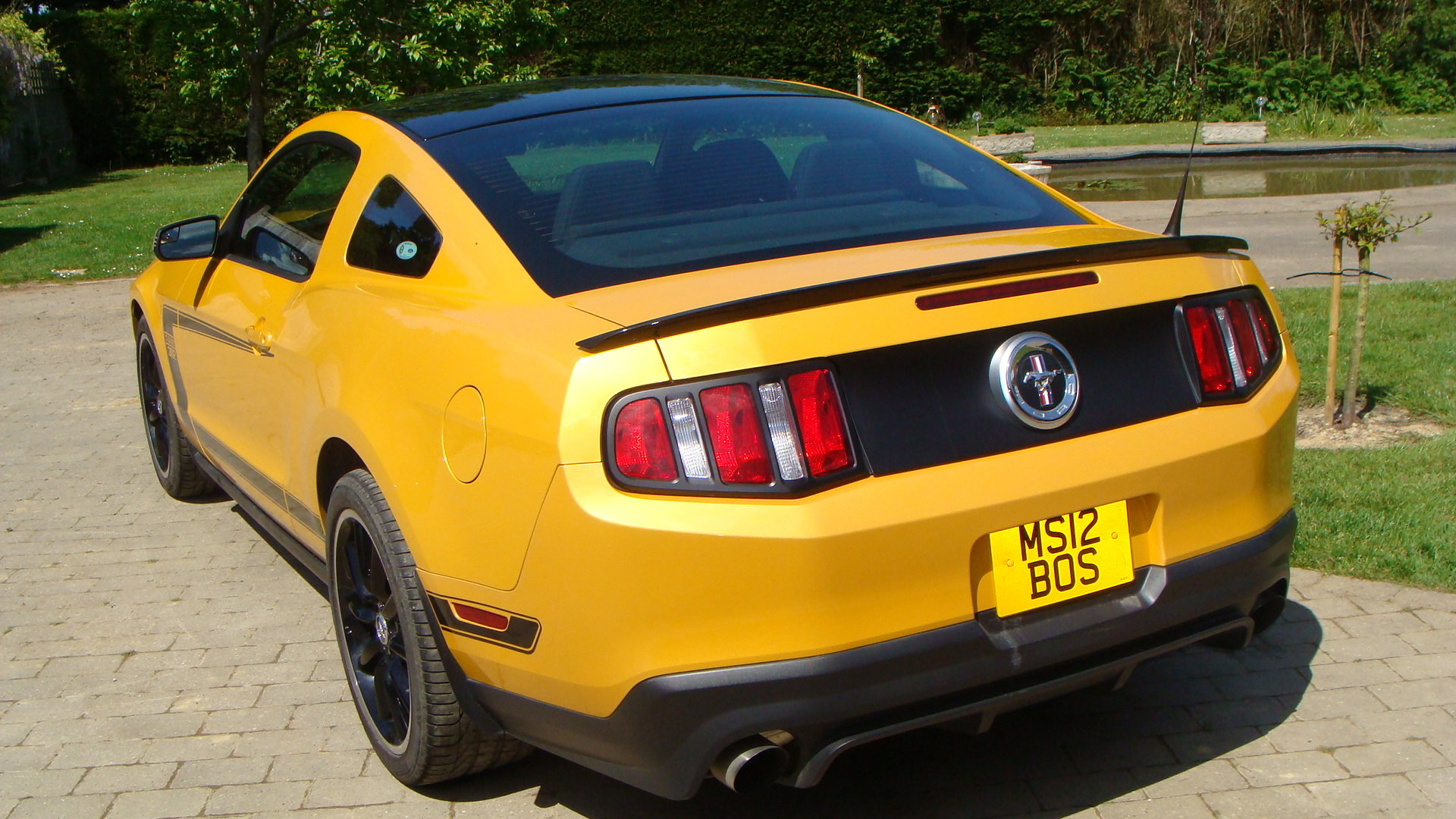 Mustang Boss 302 2012 Limited Edition 444bhp  For Sale (picture 4 of 6)