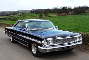 1964 FORD GALAXIE 500 7L V8 2 DOOR FASTBACK AMERICAN MUSCLE CAR