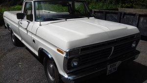 1974 Ford F100 Lovely Pickup