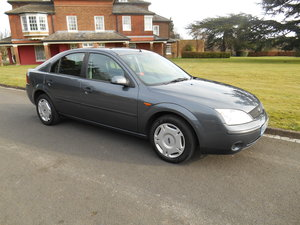 2002 Ford Mondeo SOLD