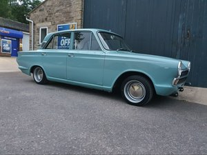 1966 Stunning MK1 Cortina For Sale