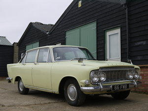 1963 FORD ZODIAC MK3 PROJECT - RARE MODEL VALUABLE REGISTRATION!!