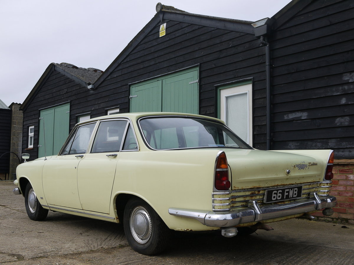 1963 FORD ZODIAC MK3 PROJECT - RARE MODEL VALUABLE REGISTRATION!! SOLD (picture 3 of 6)