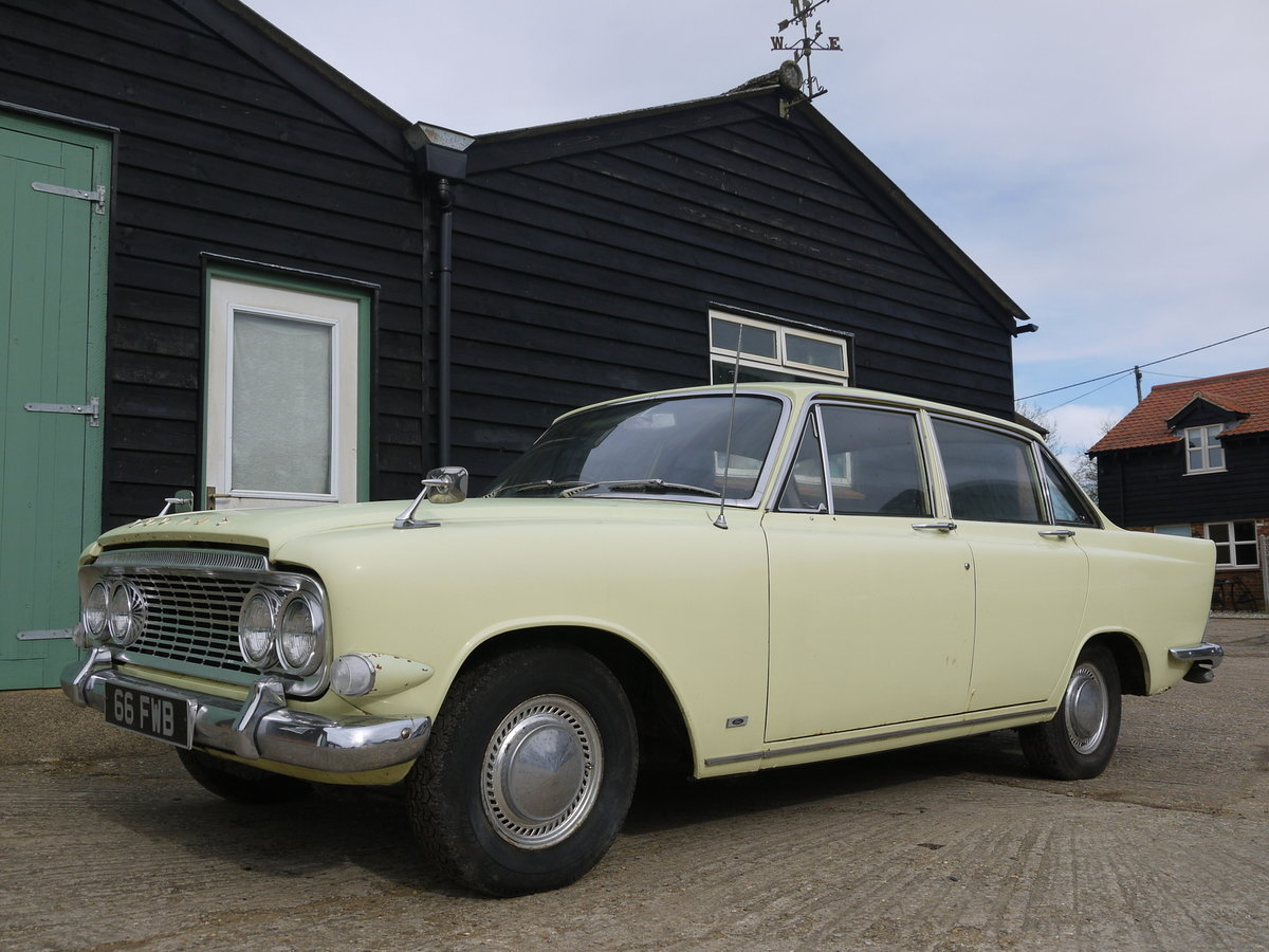 1963 FORD ZODIAC MK3 PROJECT - RARE MODEL VALUABLE REGISTRATION!! SOLD (picture 4 of 6)