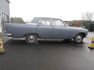 1964 Zephyr 4 for restoration