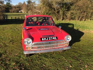 Ford Cortina 1500GT Replica 1967 - To be auctioned 24-04-20