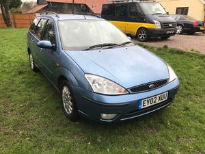 2002 Ford Focus 2.0 Ghia ESTATE Excellent Auto FSH