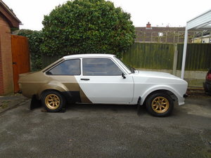 1979 Ford escort rally car For Sale
