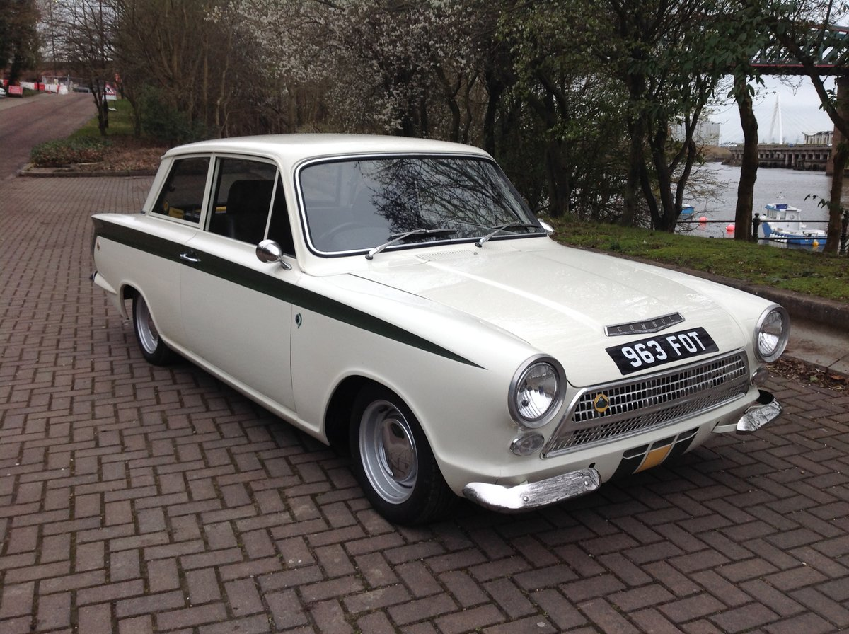 1962 Ford Cortina Mk 1 two door For Sale (picture 1 of 6)