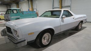1973  Ford Ranchero H CODE strong 351C V8 Auto PS $3.9k