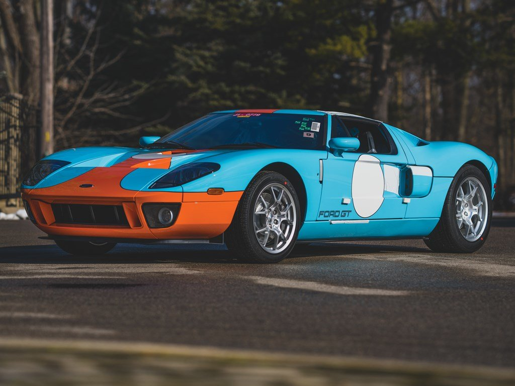 2006 Ford GT Heritage  For Sale by Auction (picture 1 of 6)