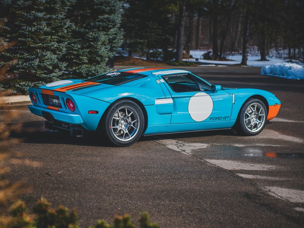 2006 Ford GT Heritage  For Sale by Auction (picture 2 of 6)