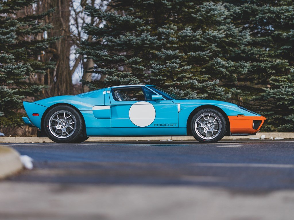 2006 Ford GT Heritage  For Sale by Auction (picture 5 of 6)