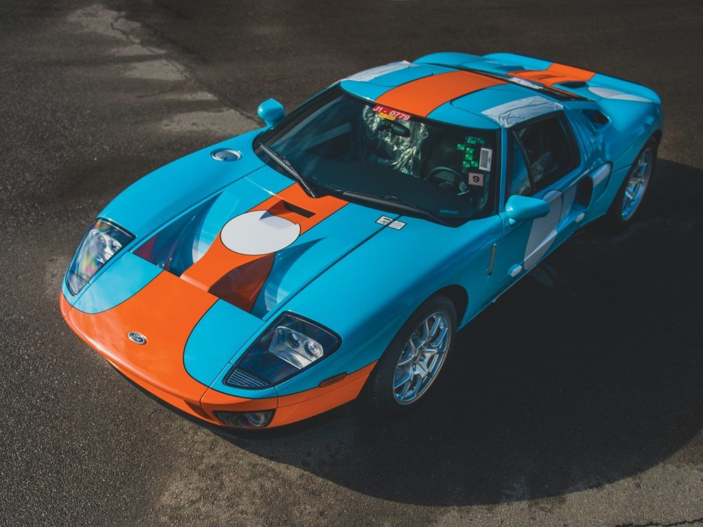 2006 Ford GT Heritage  For Sale by Auction (picture 6 of 6)