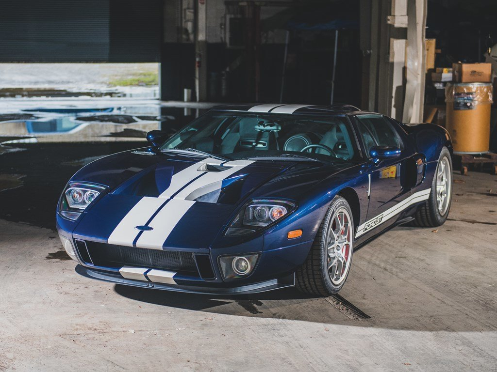 2005 Ford GT  For Sale by Auction (picture 5 of 6)