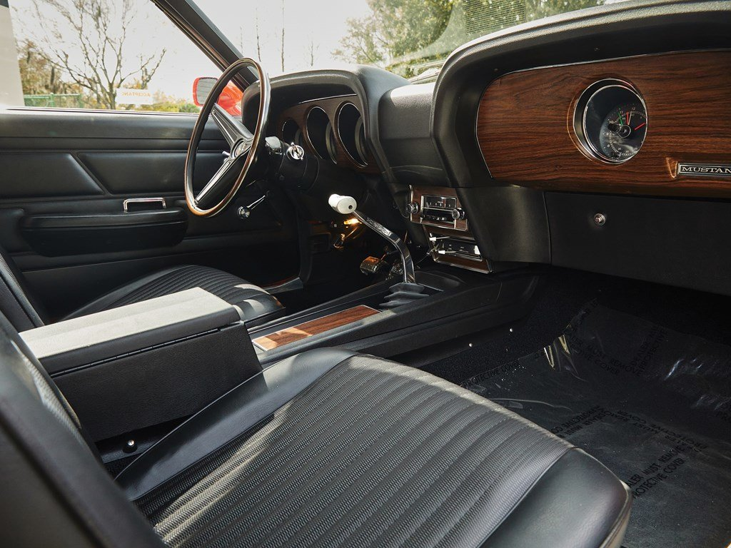 1970 Ford Mustang Boss 429  For Sale by Auction (picture 4 of 6)