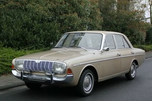 Picture of Ford Taunus 20M/TS V6 Sedan P5, 1966 SOLD