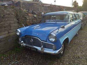 1961 Ford zephyr Estate