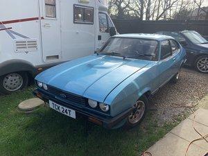 1979 Capri 2.0ltr gl For Sale