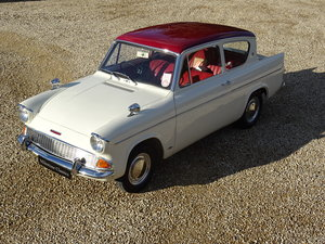 1967 Ford Anglia – Full Photographic Restoration For Sale