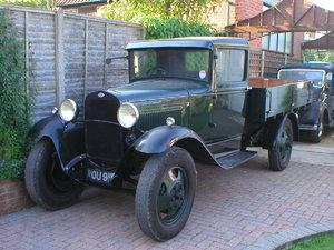1931 Ford AA Pickup