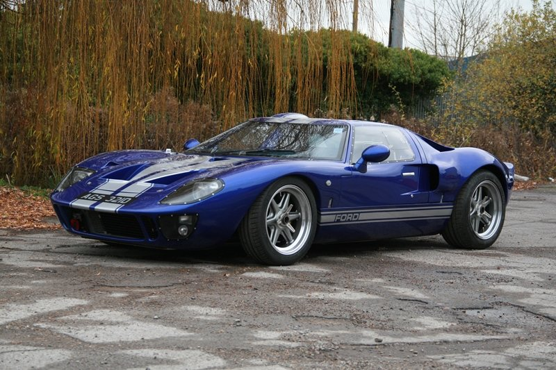 2008 Ford GT40 by Roaring Forties For Sale (picture 1 of 6)
